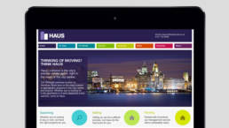 Digital Design Web Design Haus Website Thumb 1